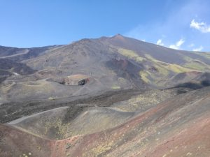 Etna, Silvestri Craters