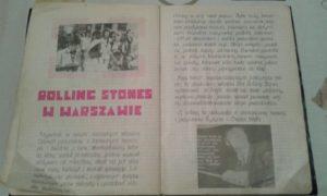 The Rolling Stones fan book